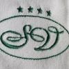 firemní textil s výšivkou -firemní logo IMG_7202