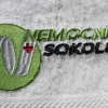 firemní textil s výšivkou -firemní logo IMG_7245