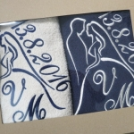 pošitý ručník, výšivka na ručníku rucnik-inicialy-vysivka1