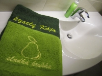 pošitý ručník, výšivka na ručníku vysivka_rucnik2