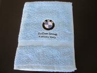 pošitý ručník, výšivka na ručníku vysivka_rucnik_-logo4