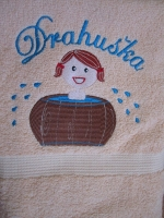 pošitý ručník, výšivka na ručníku vysivka_rucnik_motiv-1