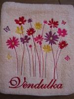 pošitý ručník, výšivka na ručníku vysivka_rucnik_motiv-2
