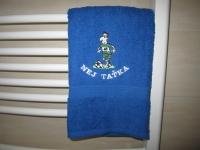 pošitý ručník, výšivka na ručníku vysivka_rucnik_motiv